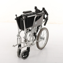 Hospital Foldable Adults Hand-actuated Light Wheelchair