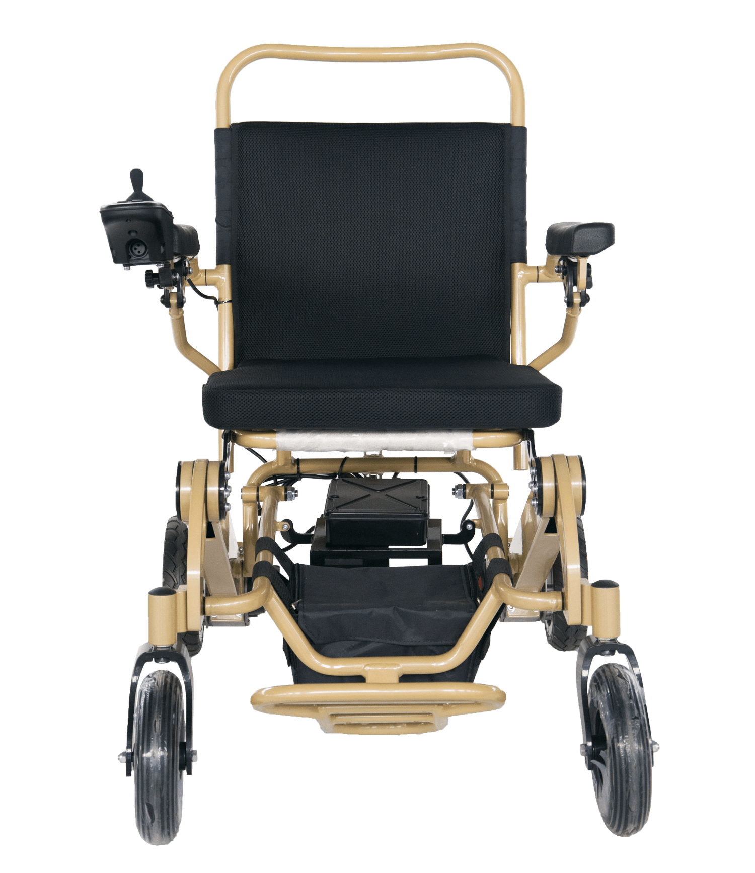 What are the common types of wheelchairs and the differences between them?