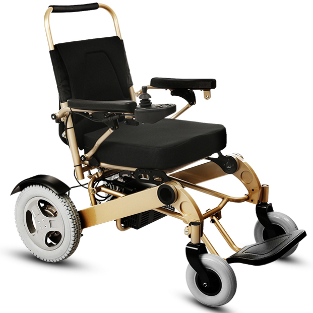 What Kinds of Drive Types are There for Electric Wheelchairs?