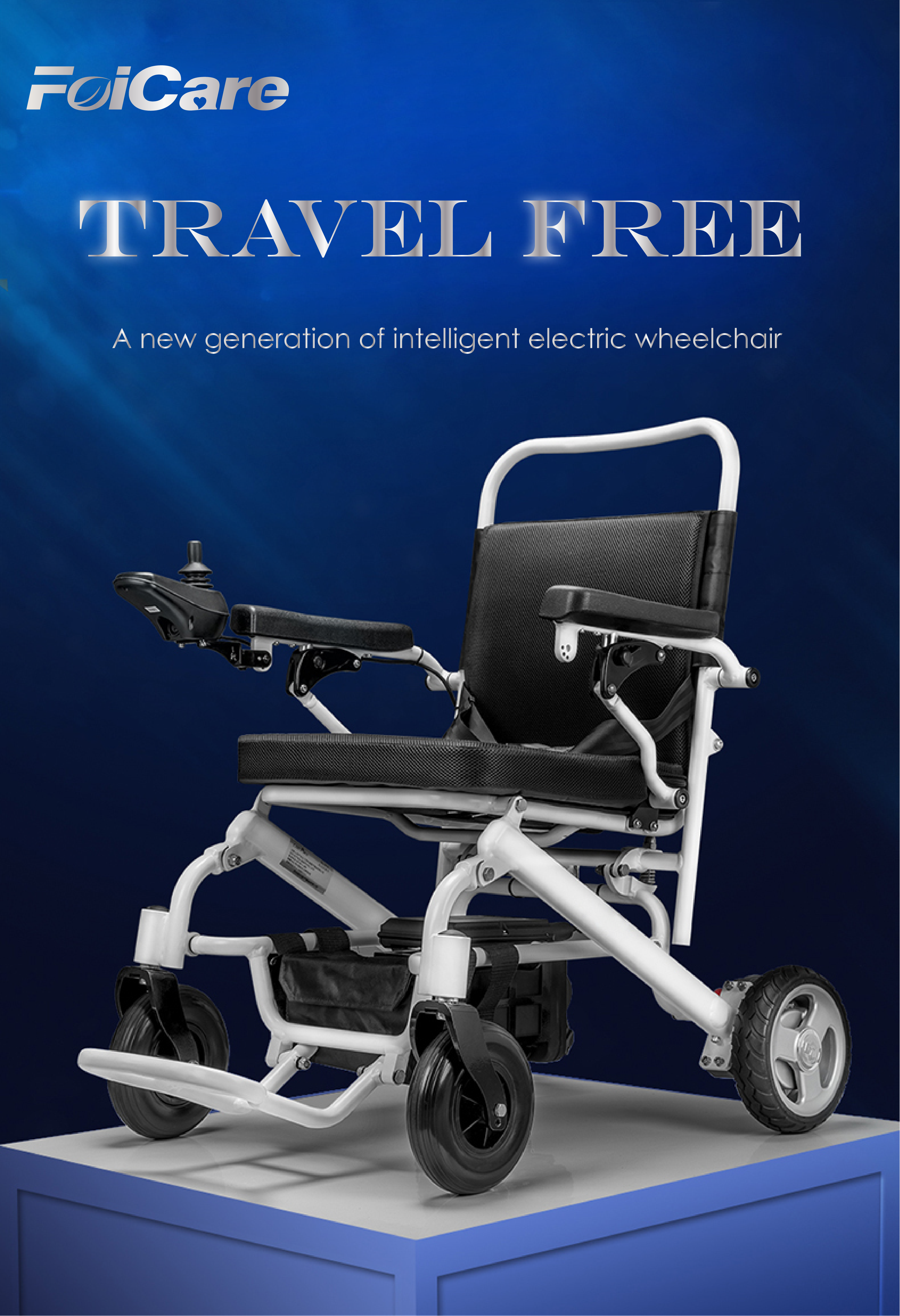 P6 electric wheelchair